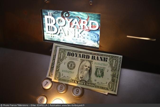Fort Boyard 2018 - L'épreuve de la Banque