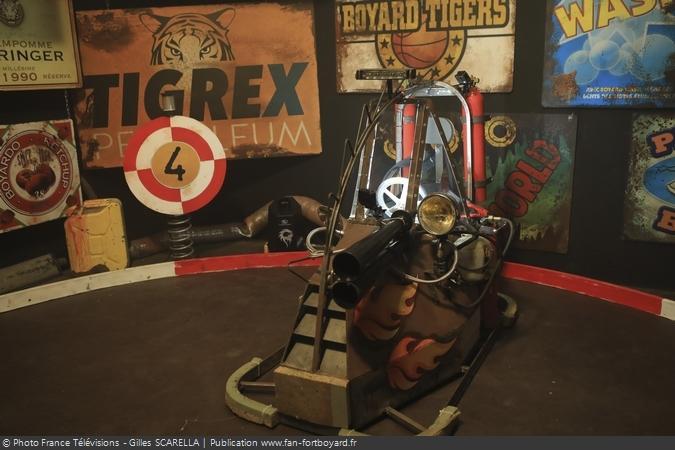 Fort Boyard 2018 - L'épreuve de Car Wars
