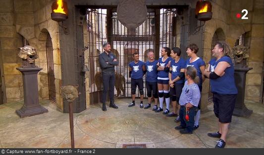 Fort Boyard 2018 : L'équipe revient sur les temps forts de l'émission et parle de l'association