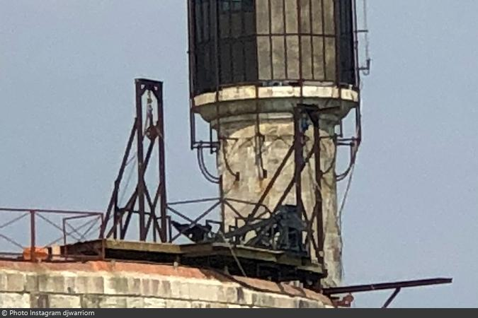 Fort Boyard 2018 - Les nouvelles installations (16/05/2018)