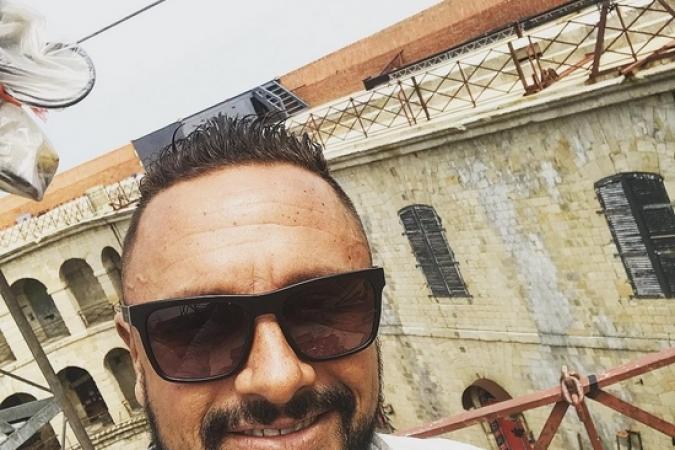 Fort Boyard 2018 - Cyril André (17/05/2018)
