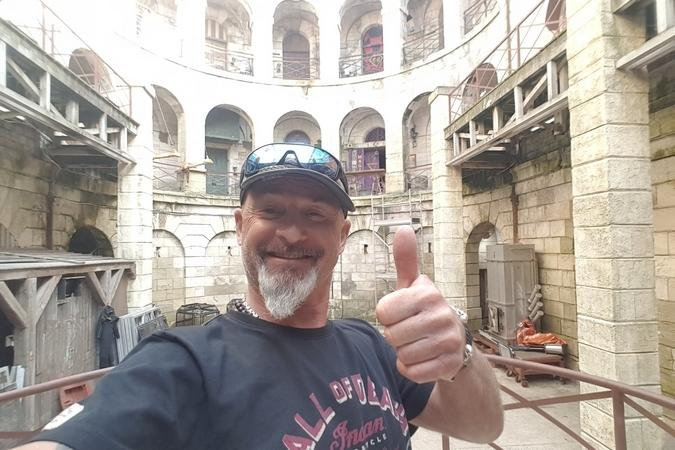 Fort Boyard 2018 - Vincent Lagaf' (17/05/2018)