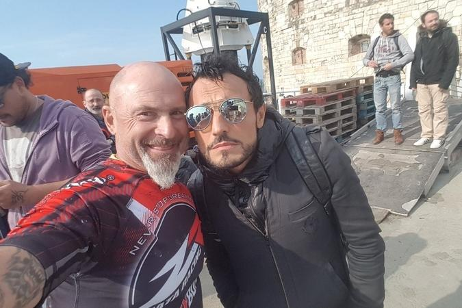 Fort Boyard 2018 - Vincent Lagaf' et Willy Rovelli (17/05/2018)