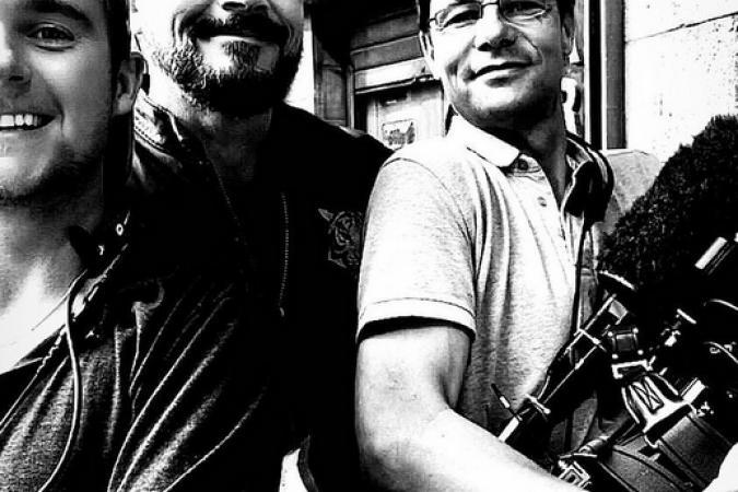 Fort Boyard 2018 - Fin de tournage pour Olivier Minne (01/06/2018)