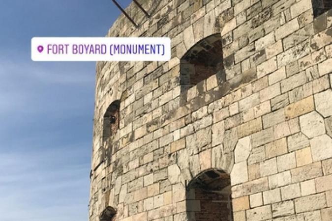 Fort Boyard 2018 - Equipe tournage 10 (01/06/2018)