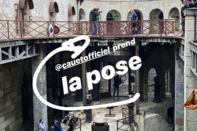 Fort Boyard 2018 - Equipe tournage 9 (31/05/2018)