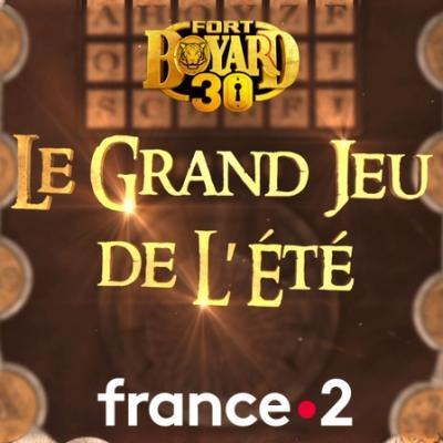 Jeu officiel Fort Boyard 2019 SMS/Audiotel à l'antenne (France Télévisions)