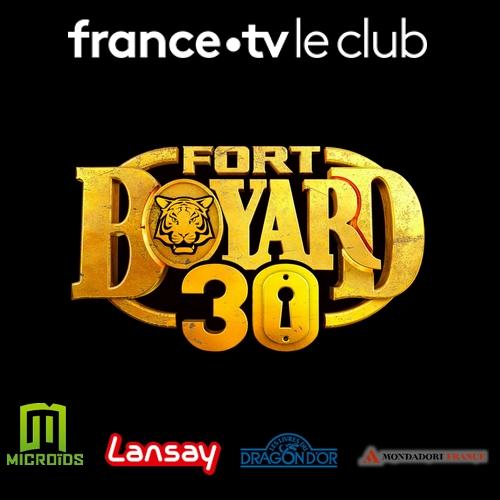 Jeu officiel Fort Boyard 30 ans sur le web (Le Club FranceTV)