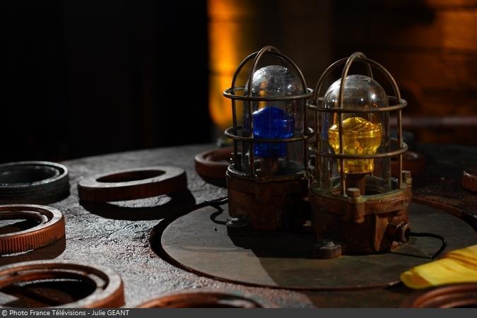 Fort Boyard 2019 - Les buzzers du quizz