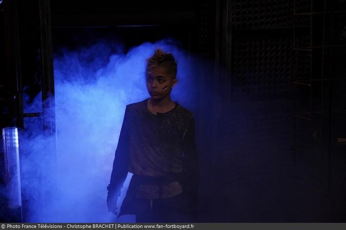 Fort Boyard 2019 - Shadi (Enfant du Fort)