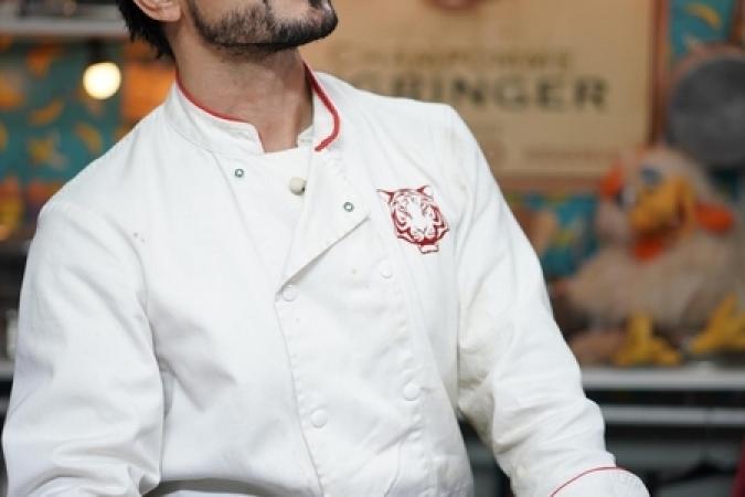 Fort Boyard 2019 - Chef Willy