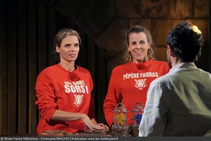 Fort Boyard 2019 - Equipe 4 - Les Bonnes Fées (13/07/2019)
