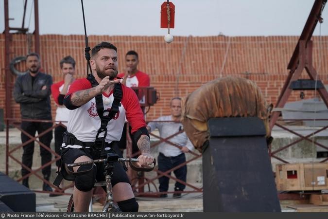 Fort Boyard 2019 - Equipe 5 - CéKeDuBonheur (20/07/2019)