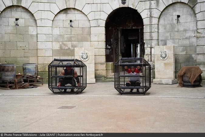 Fort Boyard 2019 - Equipe 6 - Pompiers Solidaires (27/07/2019)