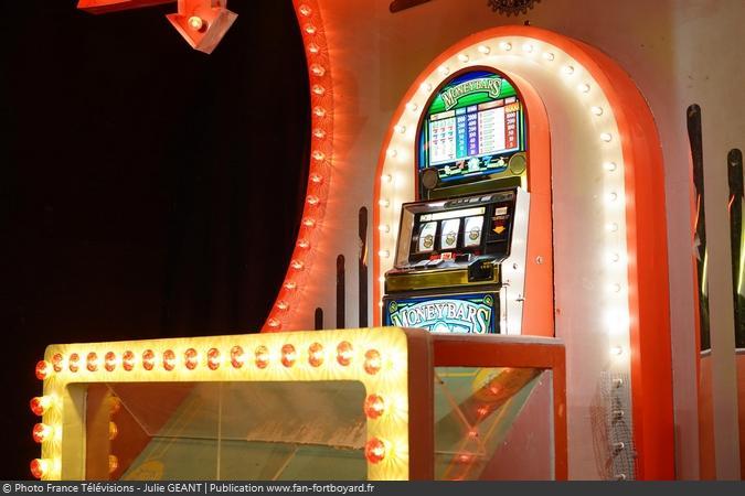 Fort Boyard 2019 - L'épreuve du Casino Méga Jackpot