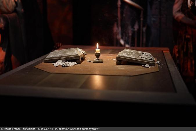 Fort Boyard 2019 - Le duel de la Feuille qui brûle