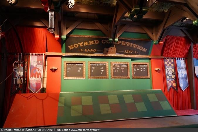 Fort Boyard 2019 - L'épreuve du Boyardodrome