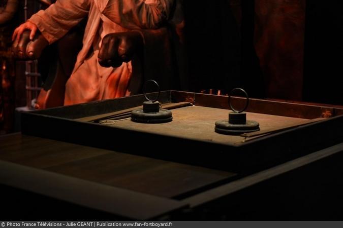 Fort Boyard 2019 - Le duel des Poids au Conseil