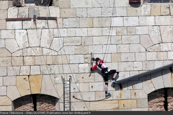 Fort Boyard 2019 - Course poursuite