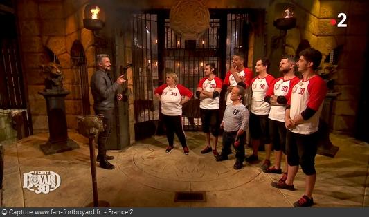 Fort Boyard 2019 : L'équipe fait le bilan de l'émission et parle de l'association