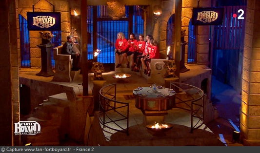 Fort Boyard 2019 : Le plateau de l'after