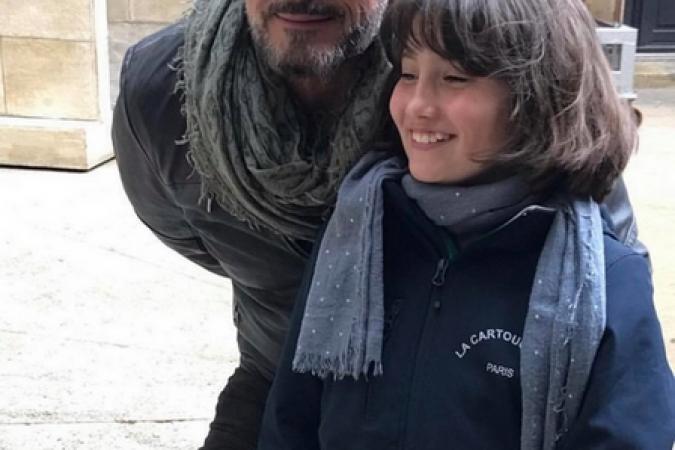 Fort Boyard 2019 - Visite du fort de Louise - Rencontre avec Olivier Minne (04/05/2019)