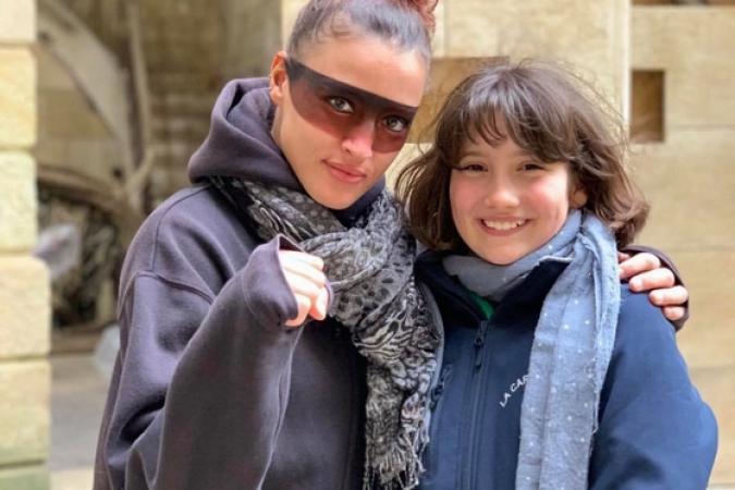 Fort Boyard 2019 - Visite du fort de Louise - Rencontre avec Lady Boo (04/05/2019)