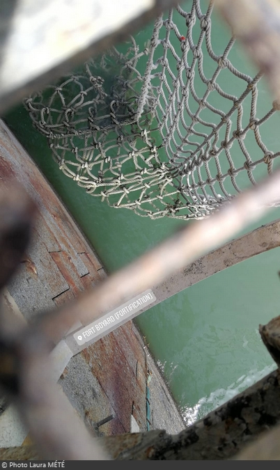 Fort Boyard 2019 - Le filet du carrelet (06/05/2019)