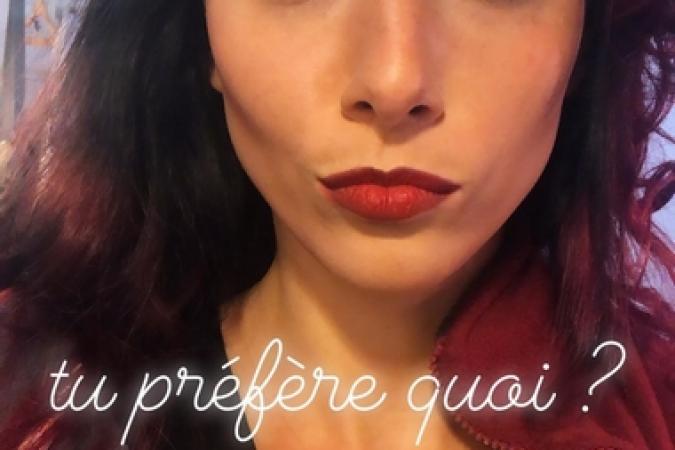 Fort Boyard 2019 - Transtion entre Blanche et Rouge pour Delphine Wespiser (09/05/2019)