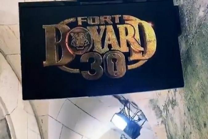 Fort Boyard 2019 - Aperçu du logo de la 30e saison (14/05/2019)