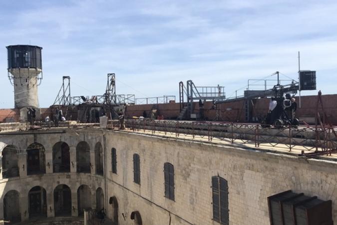 Fort Boyard 2019 - Ca tourne sur le fort (14/05/2019)