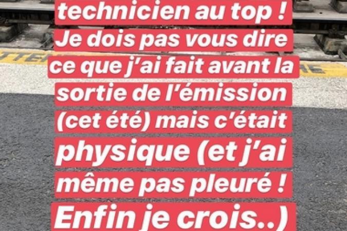 Fort Boyard 2019 - Equipe tournage E (16/05/2019)