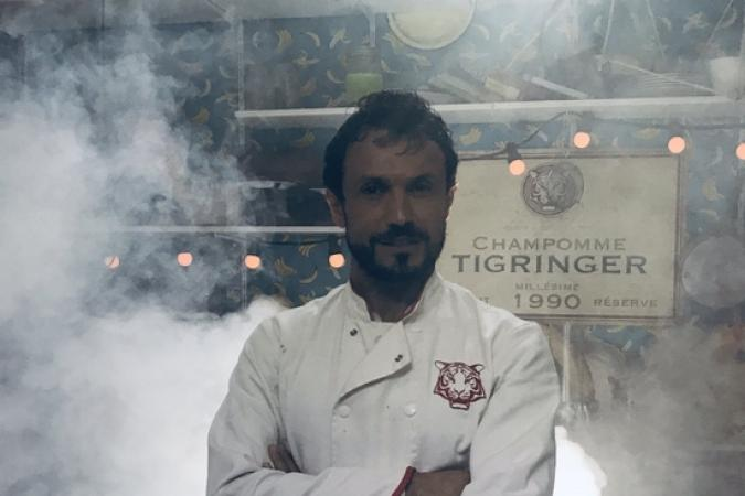 Fort Boyard 2019 - Le Chef Willy enfumé dans son foodtruck (17/05/2019)