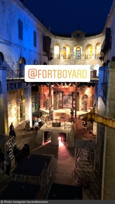 Fort Boyard 2019 - Nuit sur le fort (17/05/2019)