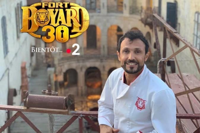 Fort Boyard 2019 - Le Chef Willy vous donne rendez-vous bientôt (19/05/2019)