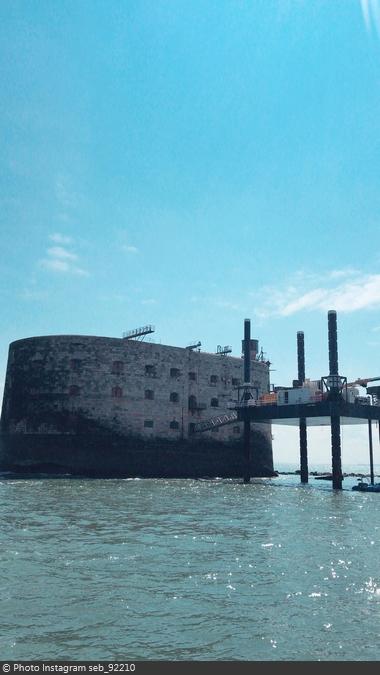 Fort Boyard 2019 - Beau temps sur le fort (20/05/2019)