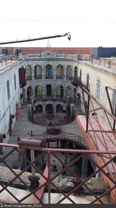 Fort Boyard 2019 - Tournage en cours (21/05/2019)