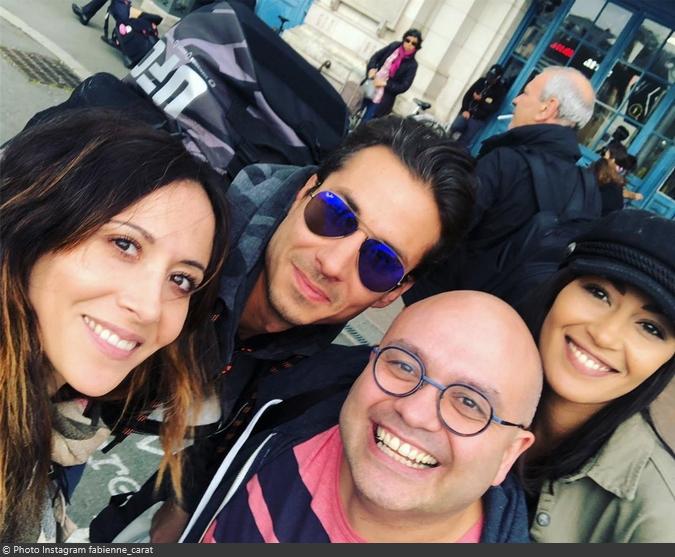 Fort Boyard 2019 - Equipe tournage I (22/05/2019)