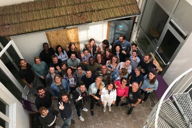 Fort Boyard 2019 - Equipe tournage K (24/05/2019)