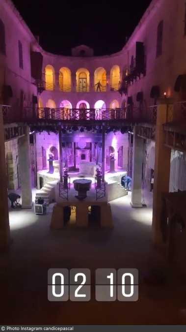 Fort Boyard 2019 - Fin de tournage sur le fort (23/05/2019)