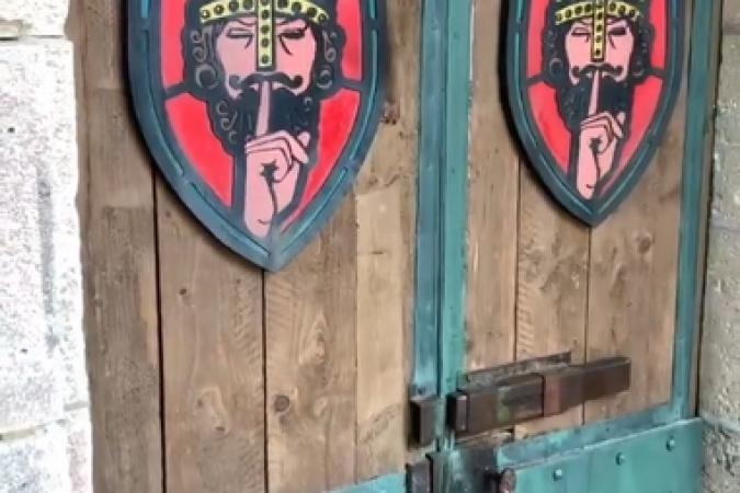 Fort Boyard 2019 - La nouvelle porte de la cellule 120 (23/05/2019)