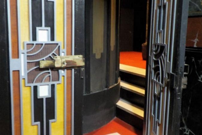 Fort Boyard 2019 - L'entrée de l'Hôtel (après les tournages)