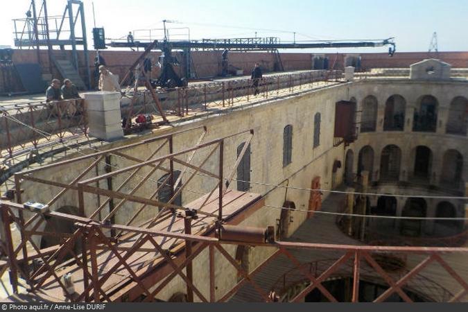 Fort Boyard 2019 - Tournage en cours (après les tournages)