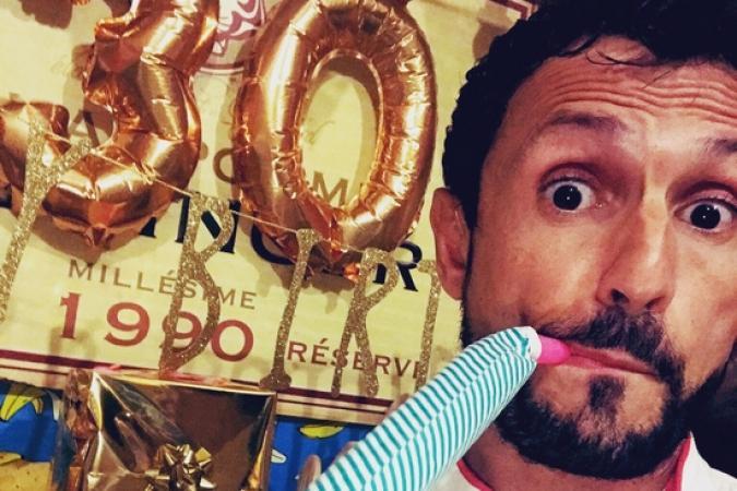Fort Boyard 2019 - Le Chef Willy fait la fête pour les 30 ans (après les tournages)