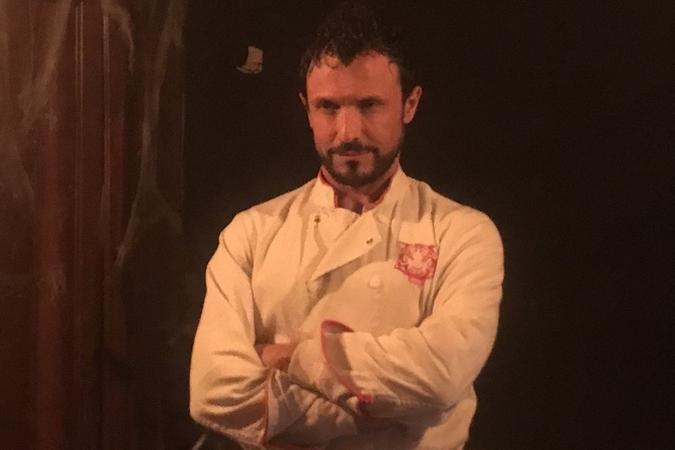 Fort Boyard 2019 - Chef Willy (après les tournages)