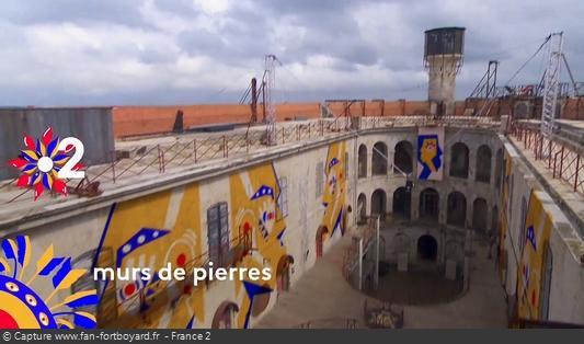 Fort Boyard 2020 - L'habillage estival de France 2 du 19 juin au 28 août 2020