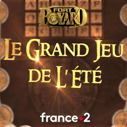 Jeu officiel Fort Boyard 2020 SMS/Audiotel à l'antenne (France Télévisions)