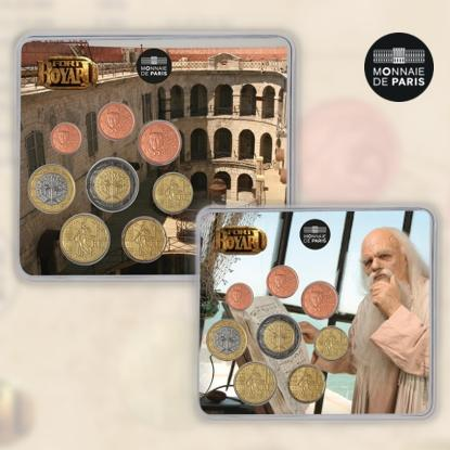 Minisets de collection Fort Boyard par la Monnaie de Paris (2020)