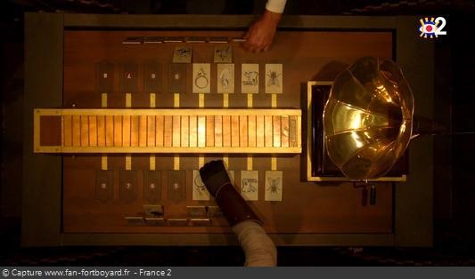 Fort Boyard 2020 : Le nouveau duel du Gramophone au Conseil