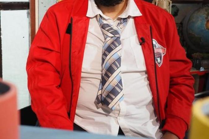 Fort Boyard 2020 - Kevin, nouveau professeur de la Boyard Academy